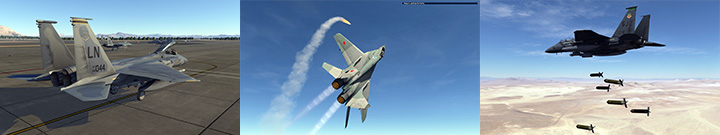 Dcs world campaigns amvi aeronautica militare virtuale italiana is a depiction of flying the f 15c eagle during a typical red flag exercise in the skies over nevada this campaign includes extensive briefing map gumiabroncs Image collections