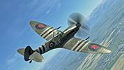 ScreenshotSpit01 - DCS: Spitfire LF Mk. IX Disponible en pré-commande - dcs-world