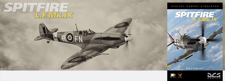 SpitCover1 - DCS: Spitfire LF Mk. IX Disponible en pré-commande - dcs-world