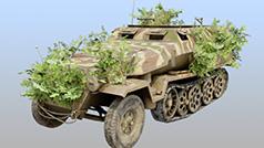 DCS news Sd.Kfz.251-R1-238