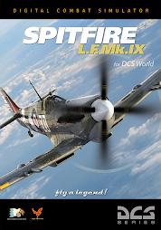 DCS Spitfire Mk.IX DVD Box 700x1000 v2 1 178 - DCS World : Newsletter - billet d'humeur - officiel-c6, dcs-world