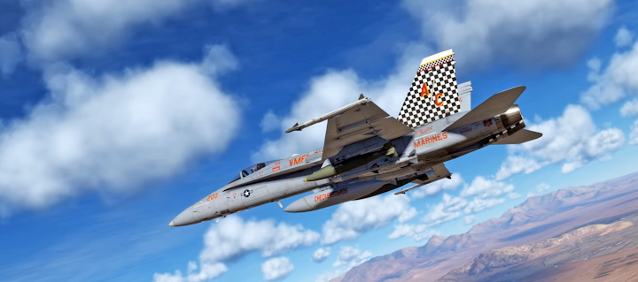 FA-18C-Hornet