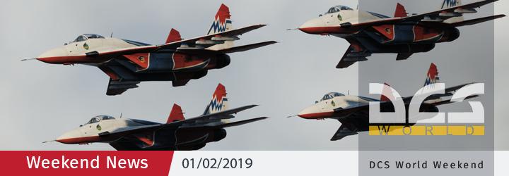 DCS WORLD: Moduli di Terze Parti - Page 132 - AMVI - Aeronautica