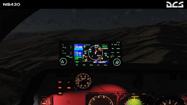 NS430 Navigation System