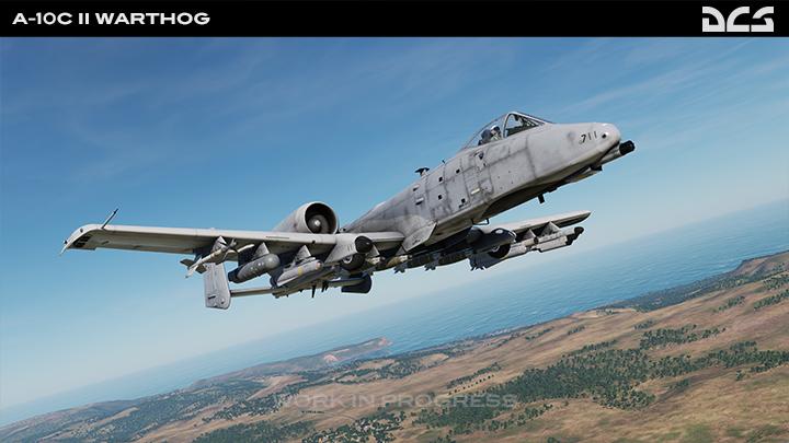 A-10C II Warthog