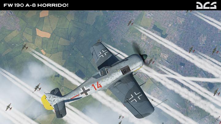 Fw 190 A-8 Horrido!