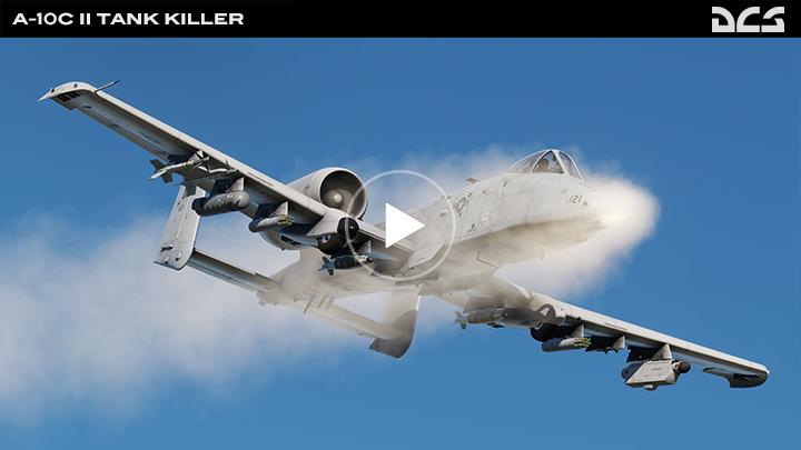 A-10C GAU-8/A