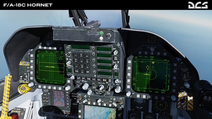 F/A-18C Horne