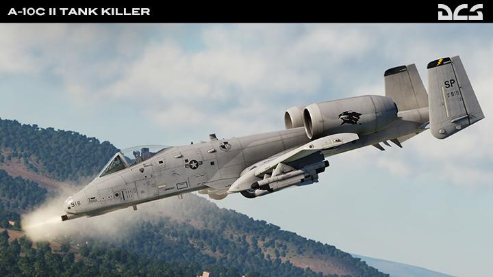 A-10C II Tank Killer