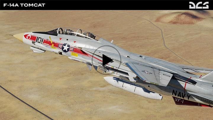 DCS: F-14A  Tomcat