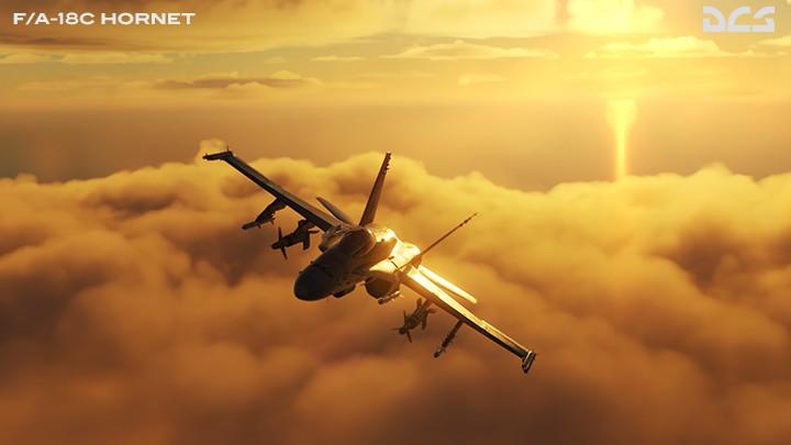 F/A-18C Hornet