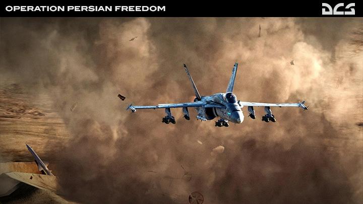 Operation Persian Freedom - 7