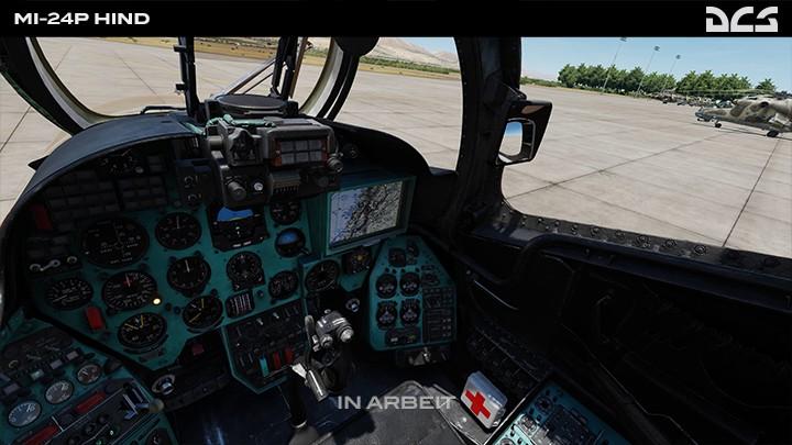 Mi-24P Hind