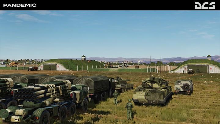 DCS: Ka-50 2 Pandemic Campaign by Armen Murazyan