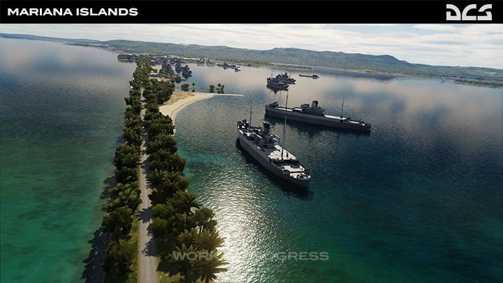 DCS: Mariana Islands