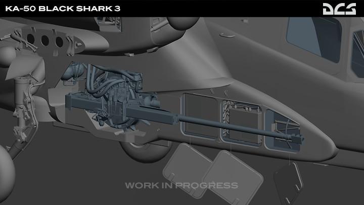Ka-50 Black Shark 3