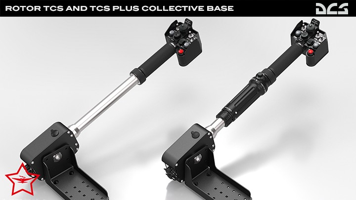VPC Rotor TCS and Rotor TCS Plus Collective Base