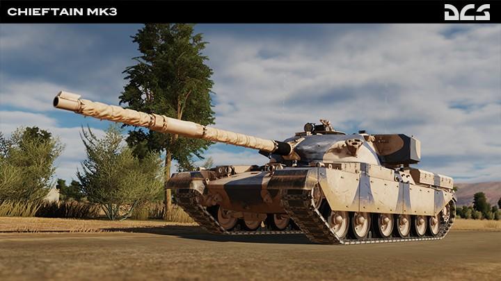 Chieftain Mk3