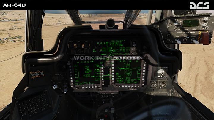 AH-64D - IHADSS