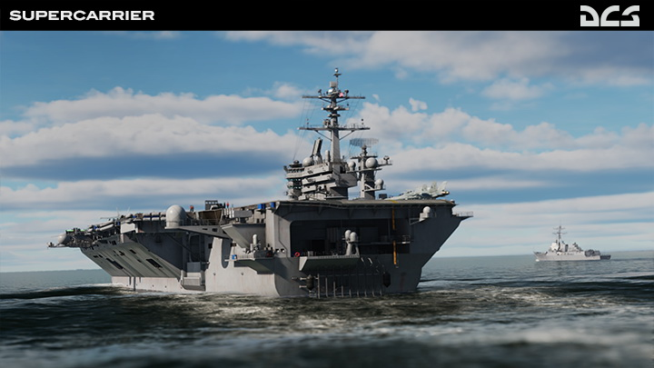 Supercarrier