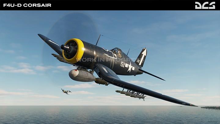 F4U-D Corsair - 3