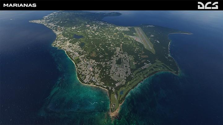 DCS: Marianas