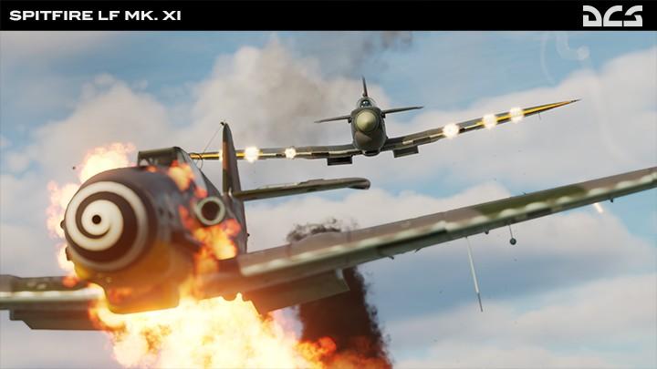 DCS: LF Mk.IX Spitfire