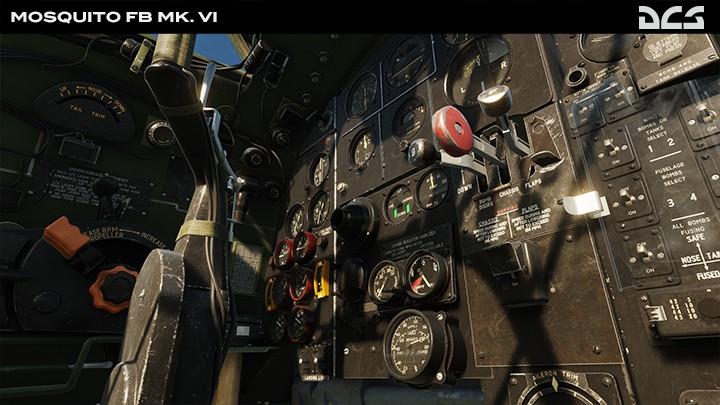 DCS: Mosquito FB Mk. VI