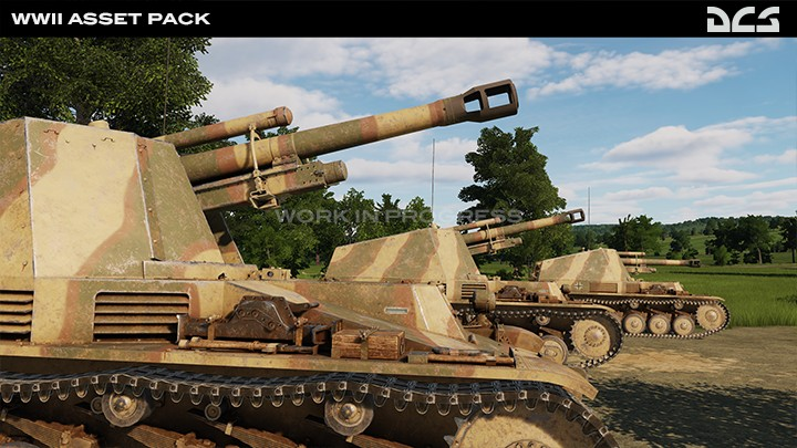 WWII Asset Pack