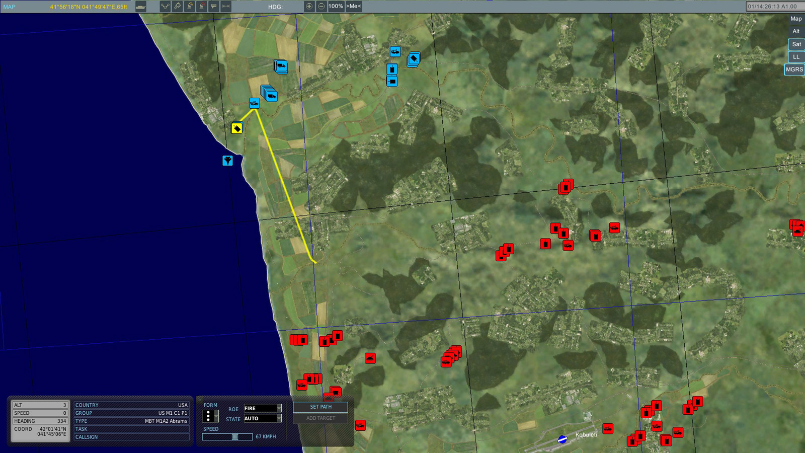 Dcs combined arms command map gumiabroncs Gallery