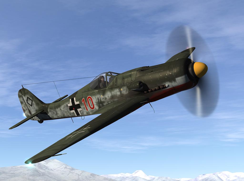 Dcs Fw 190 D 9 Dora