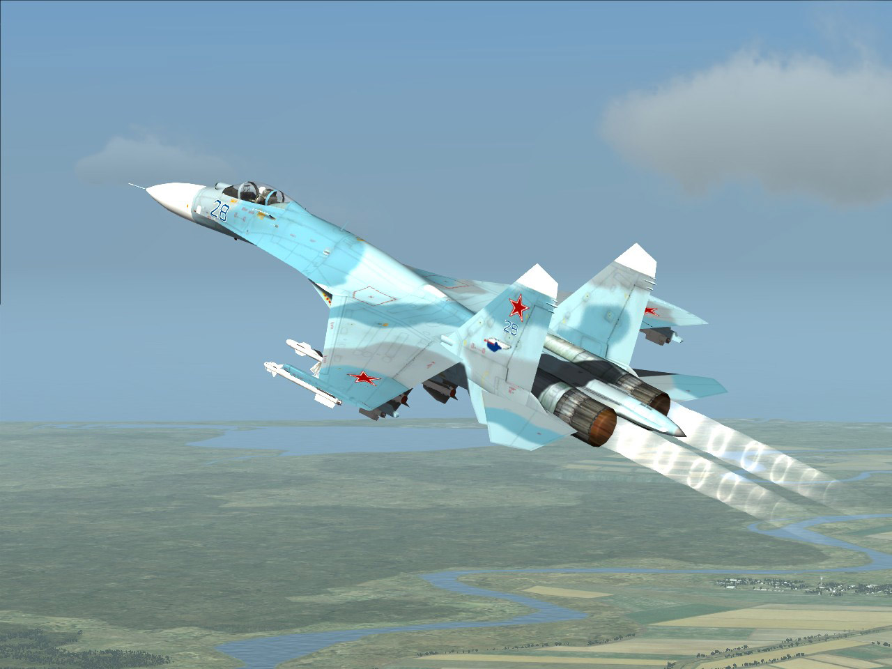 Loading su 33 flanker d carrier based fighter jet su 27 - Su 27 And Su 33 Flanker