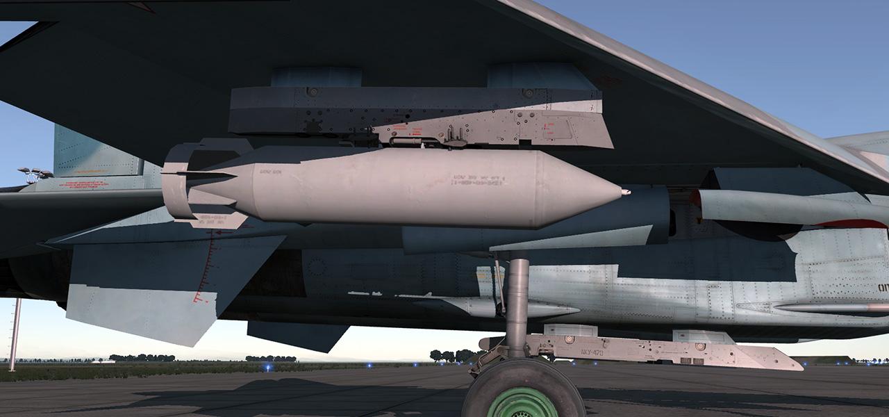 Cluster munitions RBK-250, RBK-500, KMGU