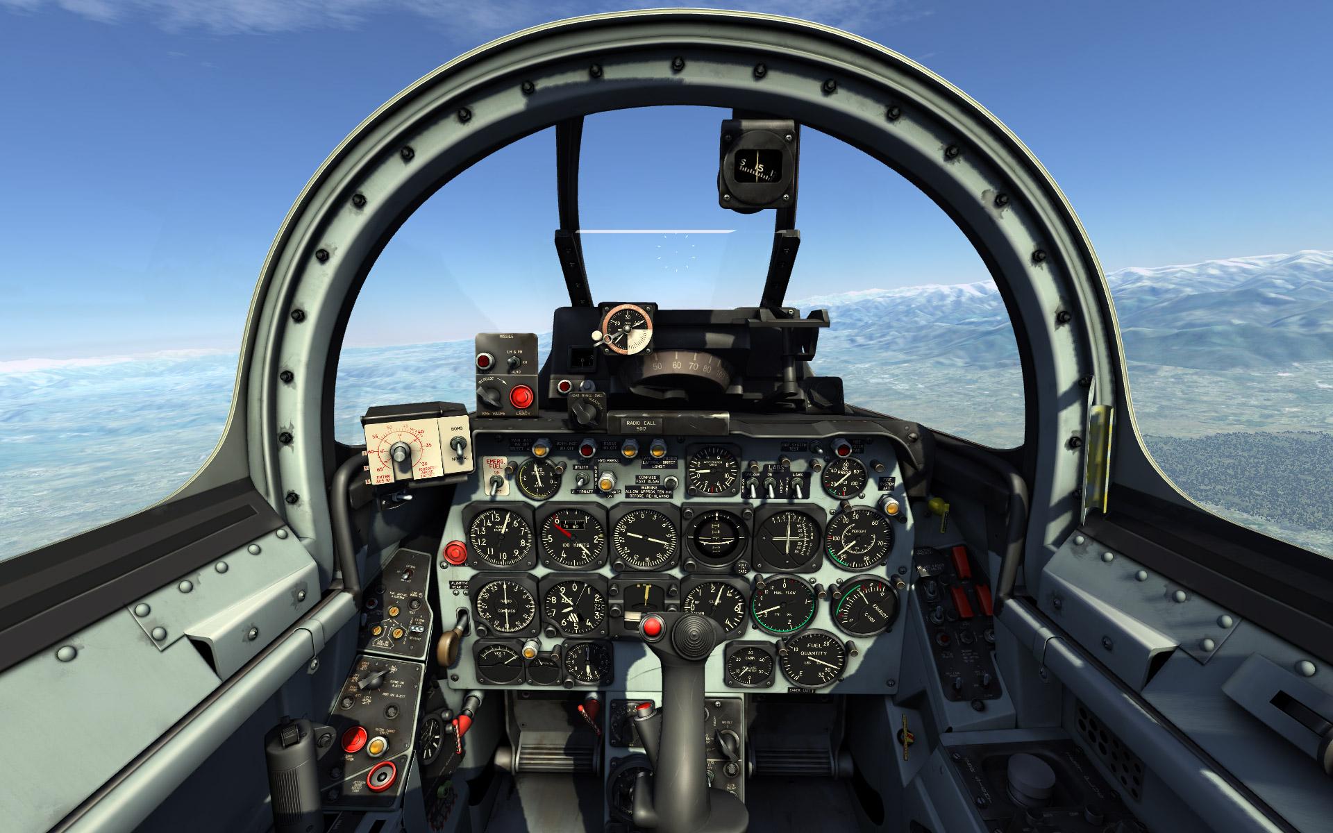 DCS: F-86F Sabre