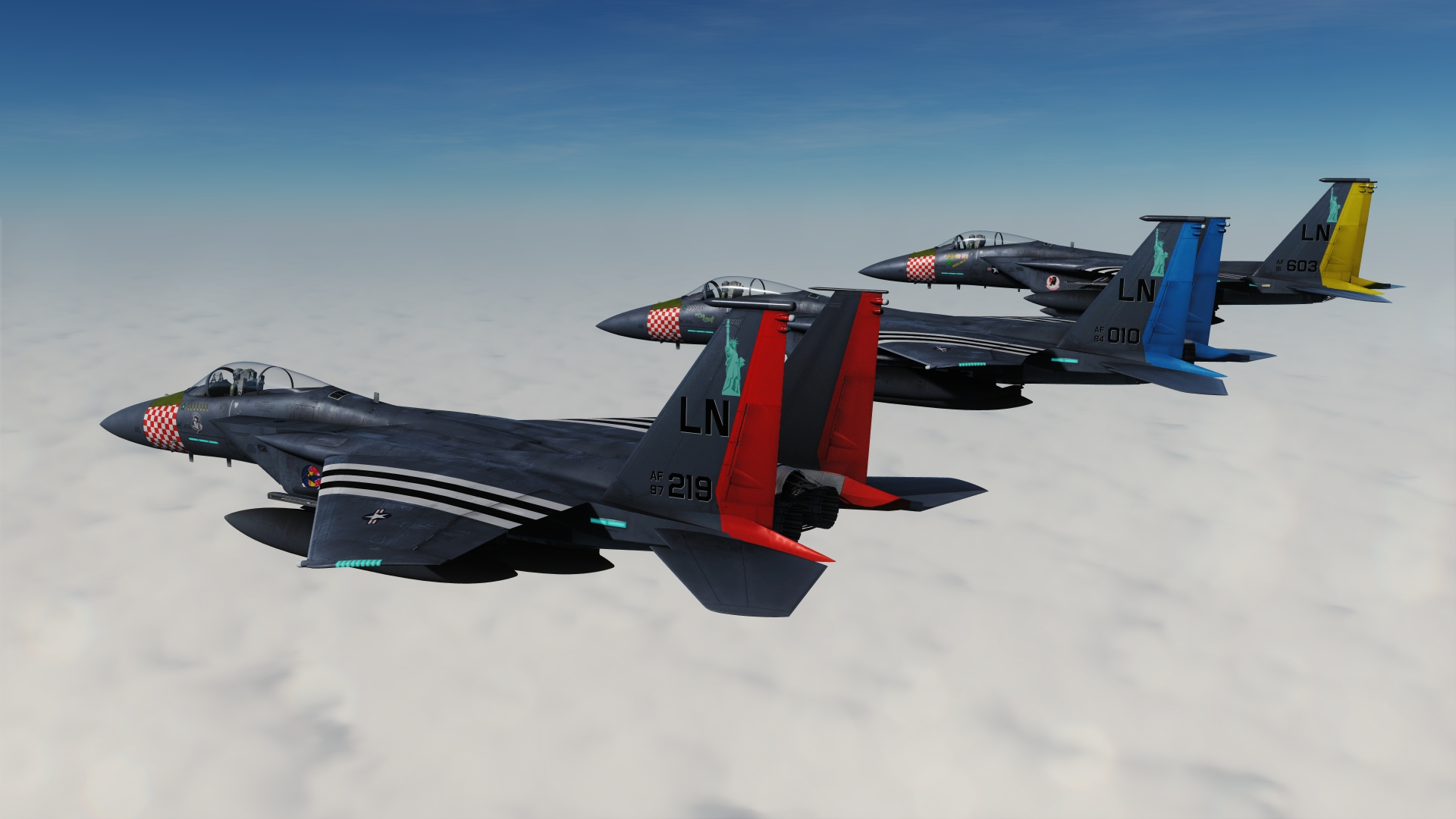F-15C 75th D-Day Anniversary Pack