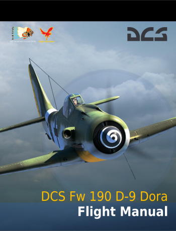 DCS: Fw190 D9 Dora Flight Manual
