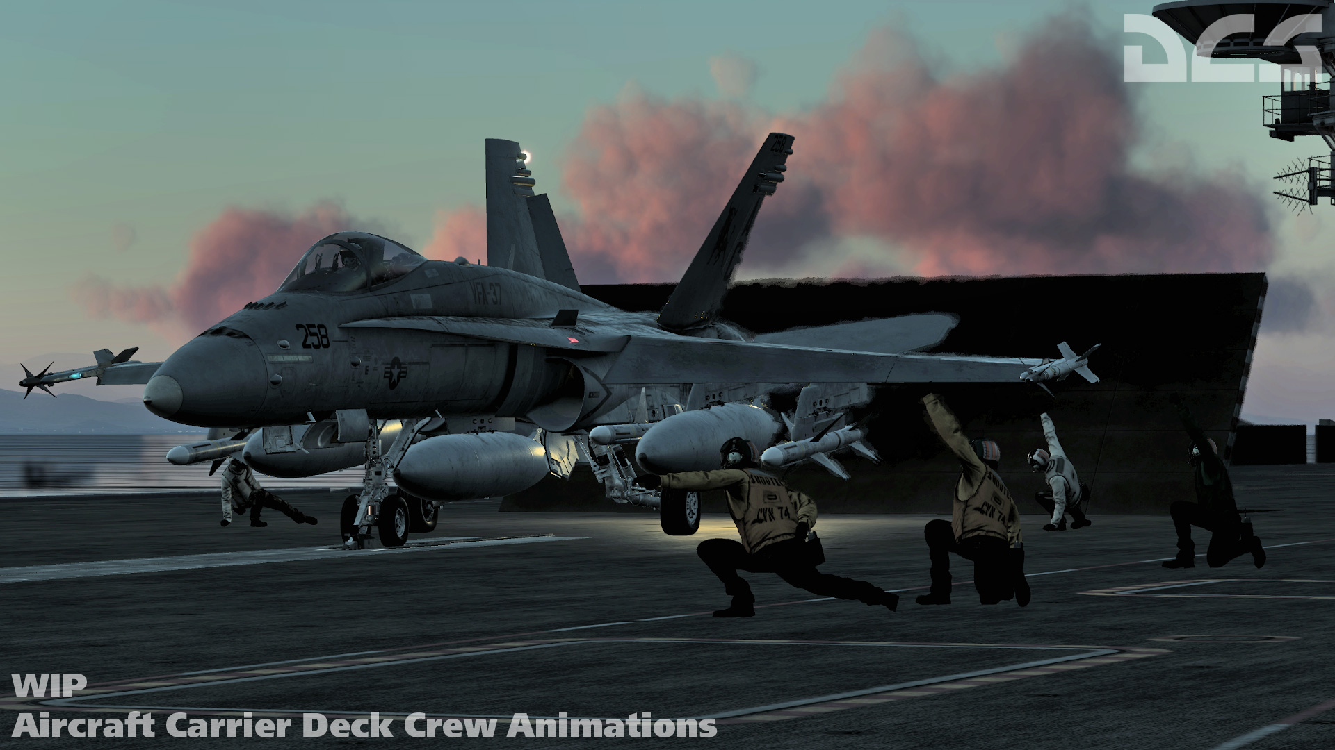 Aircraft-Carrier-Deck-Crew-Animations-03