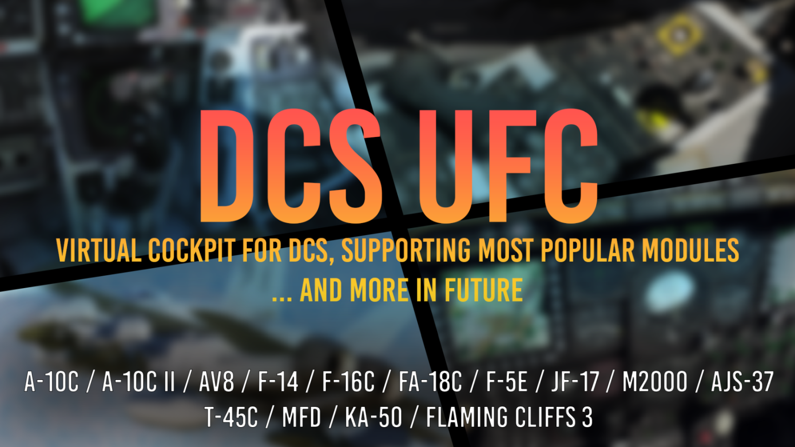 DCS UFC (Android app) 1.0.2021.0508
