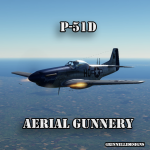 P-51D Normandy Aerial Gunnery Tutorial