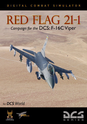 DCS: F-16C Red Flag 21-1 Campaign