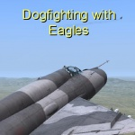 Dogfighting with Eagles