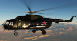 Mi-8MTV2 Fictional Russian Black Livery