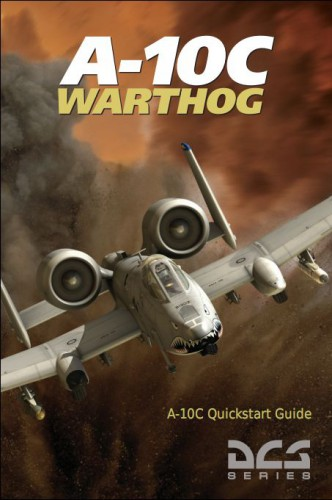 DCS: A-10C Warthog Quickstart Guide (English)
