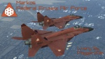 Markos Federal Erusea Air Force For MIG-29A/S (V1.0) - By Flogger23m