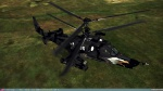KA-50 Battle Eagle Skin Black Grey V1