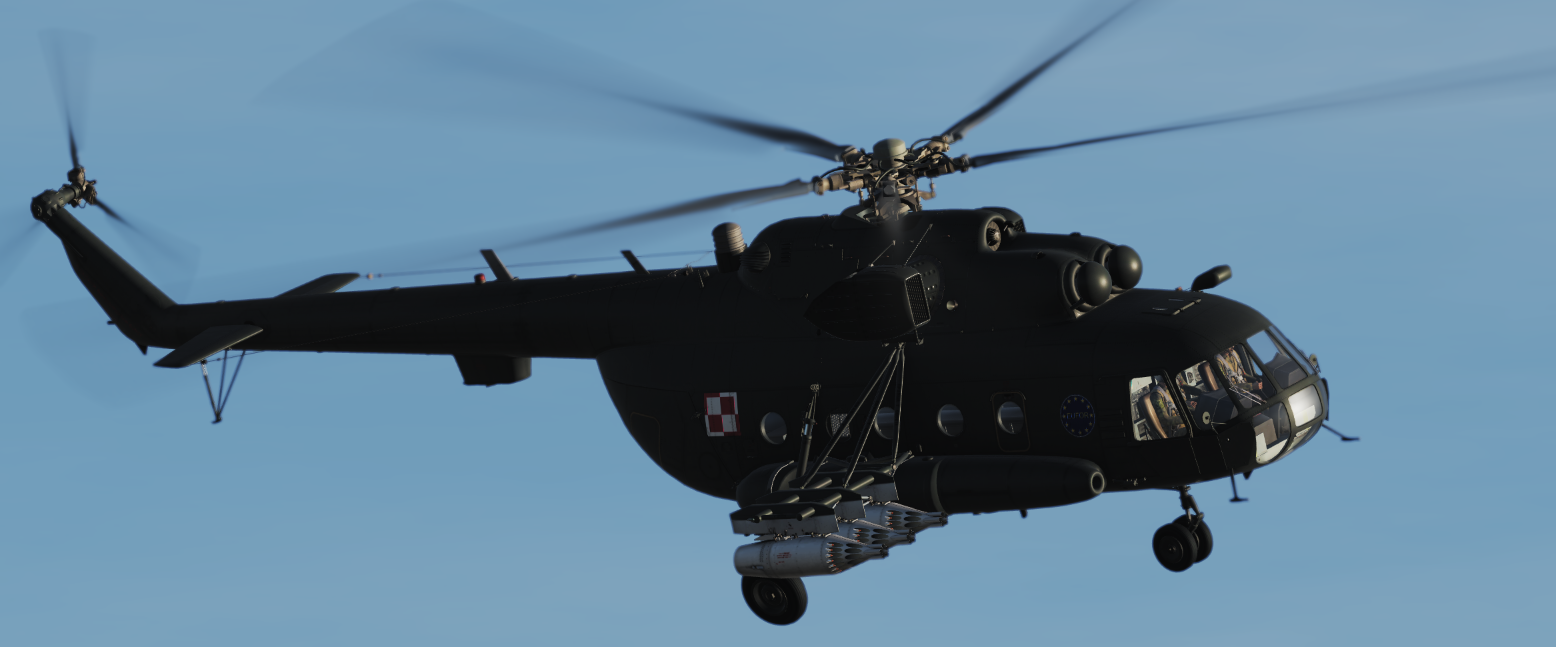 MI-8 Polish Air Force (EUFOR) *Updated 25/04/19*
