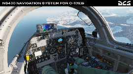 DCS: NS 430 Navigation System for C-101EB