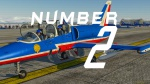 "L-39 ""Patrouille de France"" Number 02"