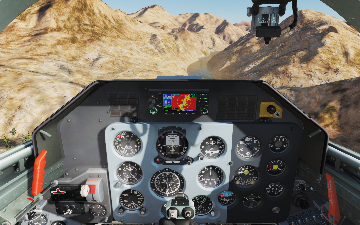 DCS: NS 430 Navigation System for L-39С Cockpit