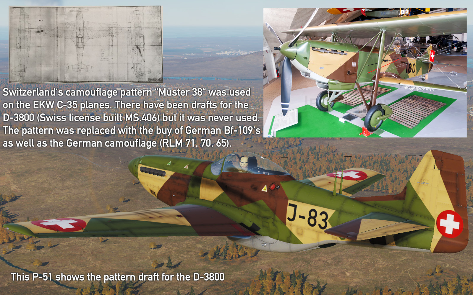 P-51D / TF-51D Fictional Muster 38 v3